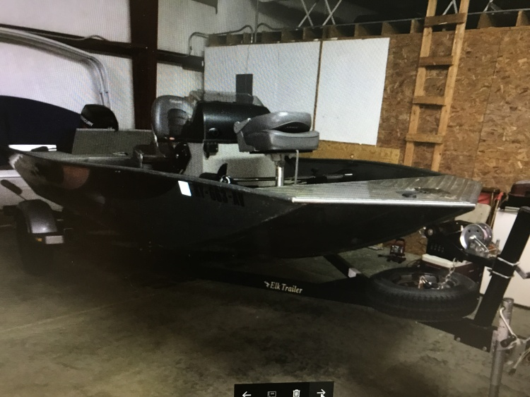 2003 Odyssey Boats 175 Cvs River Rave For Sale In