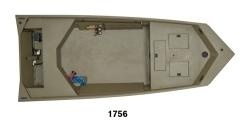 Crestliner Boats - Retreiver Jon Deluxe